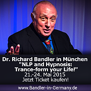 Richard Bandler in Germany!